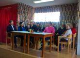 El Hogar de la Tercera Edad de Alguazas renueva su junta directiva