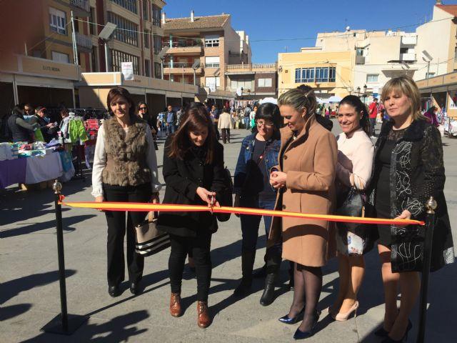 La Plaza del Ayuntamiento se convierte en un gran centro comercial con la séptima edición el outlet - 2, Foto 2