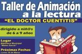 La Flor de Lilolá reanuda el Taller de Animación a la Lectura Doctor Cuentitis