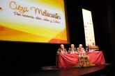 El presidente Garre destaca las cualidades del melocotón ciezano en el primer congreso nacional sobre esta fruta