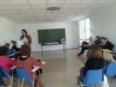 Comienza en Roldán un curso para mejorar las relaciones con las personas dependientes
