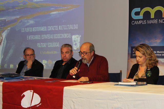 Expertos e investigadores analizan el escenario mediterráneo en los IV Encuentros Internacionales de Phicaria, Foto 2
