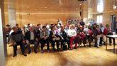 Los mayores alguaceño visitan la empresa jabonera 'Linasa'