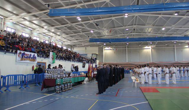 Puerto Lumbreras acogió el XXXV Campeonato de España de Kárate Shinkyokushinkai - 1, Foto 1