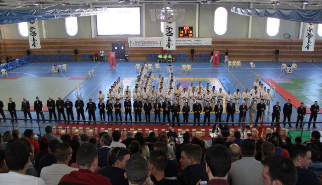 Puerto Lumbreras acogió el XXXV Campeonato de España de Kárate Shinkyokushinkai - 2, Foto 2
