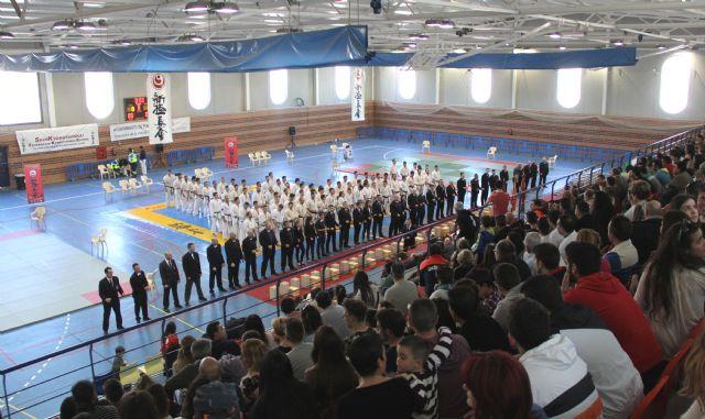 Puerto Lumbreras acogió el XXXV Campeonato de España de Kárate Shinkyokushinkai - 3, Foto 3
