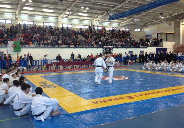 Puerto Lumbreras acogió el XXXV Campeonato de España de Kárate Shinkyokushinkai - 4, Foto 4