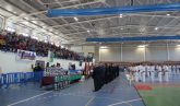 Puerto Lumbreras acogió el XXXV Campeonato de España de Kárate Shinkyokushinkai