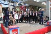 El PSOE se vuelca con las mujeres de Alcantarilla