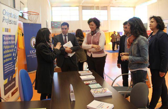 Primera Feria de Empleo, Formación e Innovación en Puerto Lumbreras - 2, Foto 2