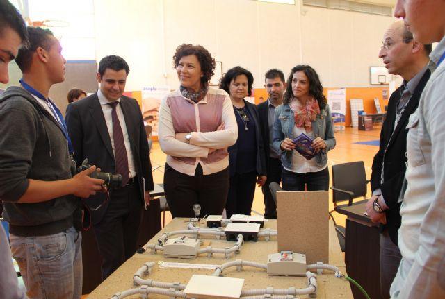 Primera Feria de Empleo, Formación e Innovación en Puerto Lumbreras - 3, Foto 3