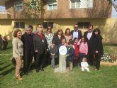 El Ayuntamiento de Torre-Pacheco denomina un jardín con el nombre de la farmacéutica pachequera, Mª Luisa Meroño