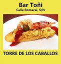 El Bar Toñi de Mazarrón recibe el reconocimiento a la mejor tapa de las fiestas patronales, Foto 2