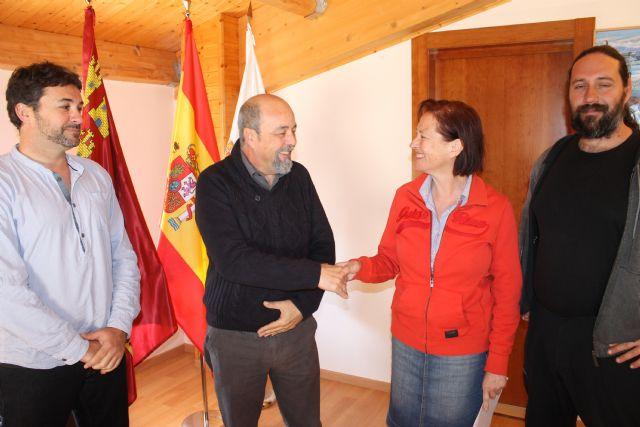 Ecologistas en Acción y el Ayuntamient de Mazarrón firman convenio de colaboración, Foto 1