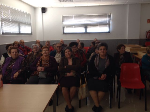 """Comienza el ciclo de conferencias para mayores """"Aprendiendo a cuidarnos"""" - 2, Foto 2"""