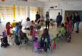 Profesores de la Escuela Oficial de Idiomas valorarán el programa bilingüe del colegio 'Vistalegre' torreño