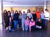 Curso en Alguazas sobre atención a personas dependientes en instituciones sociales