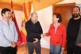 Ecologistas en Acci�n y el Ayuntamient de Mazarr�n firman convenio de colaboraci�n