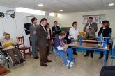 Autoridades regionales y locales visitan la residencia Fundamifp