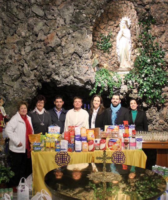El Ayuntamiento pone en marcha una Campaña Solidaria de Recogida de Alimentos en colaboración con las Cofradías de Semana Santa - 1, Foto 1