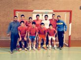 El IES 'Villa de Alguazas', a semifinales de fútbol sala en el programa regional de deporte escolar
