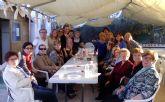 La asociación de mujeres 'Isabel González' torreña, de visita a 'La Granja de María'