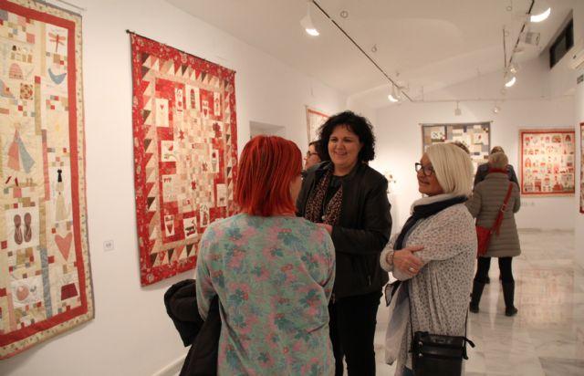 La Casa de los Duendes acoge la exposición Con nombre de mujer que incluye una muestra de patchwork - 2, Foto 2