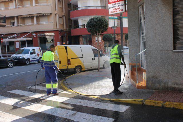El ayuntamiento refuerza la limpieza e incrementa las obras de ingeniería urbana, Foto 1
