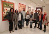 La Casa de los Duendes acoge la exposición 'Con nombre de mujer' que incluye una muestra de patchwork