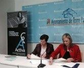 Sanidad pone en marcha en Torre Pacheco el ´Programa Activa´ para promover la actividad física