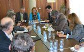 San Pedro del Pinatar acoge la Comisión Especial de Empleo de la Asamblea Regional