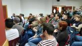 Una asamblea multitudinaria del PSOE de Los Alcázares lanza la candidatura completa de las municipales liderada por Chema Gil