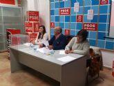 Respaldo del 100% de la militancia socialista a la lista electoral municipal propuesta por Diego Conesa