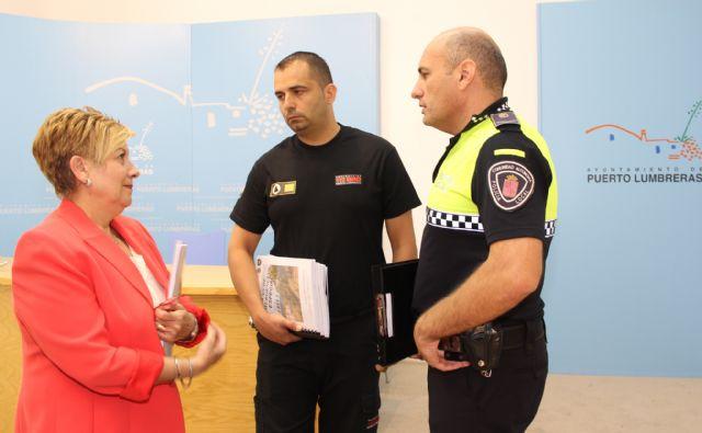 La Policía Local de Puerto Lumbreras presenta su memoria de actuaciones de Seguridad Ciudadana - 1, Foto 1