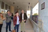La consejera de Sanidad y Política Social  y el alcalde de San Javier inauguran la Escuela de Atención a la Infancia, de 0 a 3 años, de Santiago de la Ribera