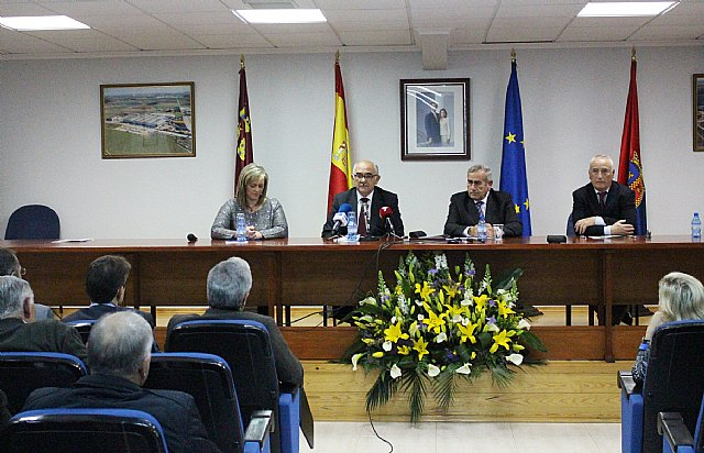 El presidente Garre destaca la trayectoria de la cooperativa Gregal de Torre Pacheco y su compromiso con el municipio - 1, Foto 1
