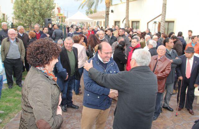 Más de 600 afiliados y simpatizantes de Puerto Lumbreras celebran la candidatura de Pedro Antonio Sánchez a la Presidencia regional - 1, Foto 1