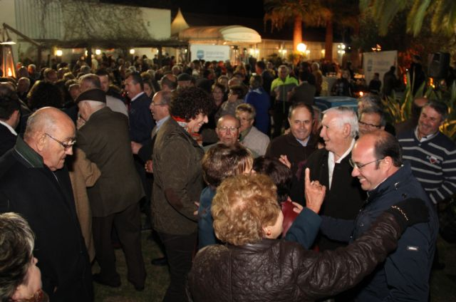 Más de 600 afiliados y simpatizantes de Puerto Lumbreras celebran la candidatura de Pedro Antonio Sánchez a la Presidencia regional - 2, Foto 2