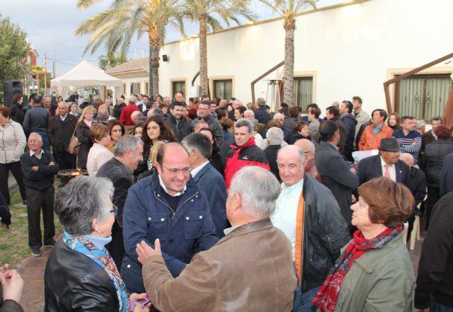 Más de 600 afiliados y simpatizantes de Puerto Lumbreras celebran la candidatura de Pedro Antonio Sánchez a la Presidencia regional - 4, Foto 4