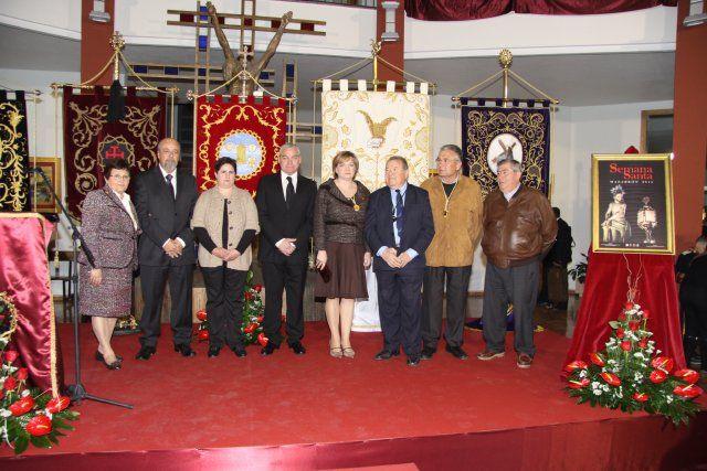 El Cabildo de Cofradías presenta oficialmente la Semana Santa de Mazarrón 2015, Foto 1