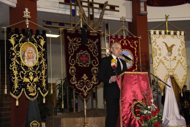 El Cabildo de Cofradías presenta oficialmente la Semana Santa de Mazarrón 2015, Foto 5