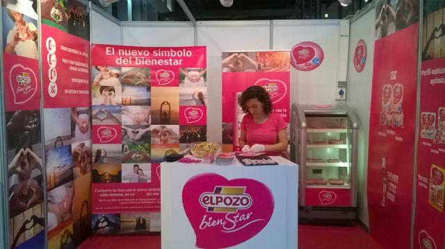 ElPozo BienStar, presente en la Maratón de Barcelona, Foto 1