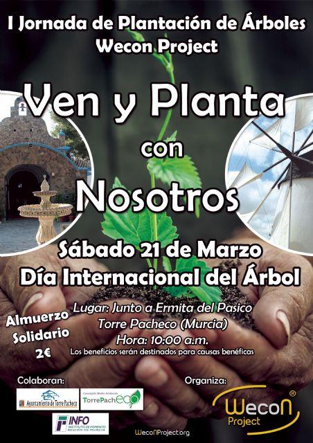 600 árboles serán plantados en El Pasico el próximo 21 de marzo - 2, Foto 2