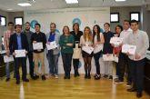 San Pedro del Pinatar reconoce a los alumnos excelentes en bachillerato y grados universitarios
