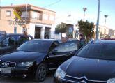 La Guardia Civil detiene a dos personas por estafas en la venta de vehículos de segunda mano