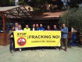 La Plataforma 'Cuenca del Segura Libre de Fracking' se reune en Cieza