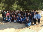 Los alumnos de 2° de Bachillerato del IES 'Salvador Sandoval' torreño visitan la Universidad de Murcia