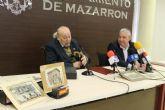 Mateo Garc�a dona al archivo municipal 100 nuevas diapositivas