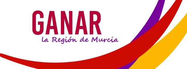 Proclamada la lista de candidatos de Ganar la Región de Murcia, Foto 1