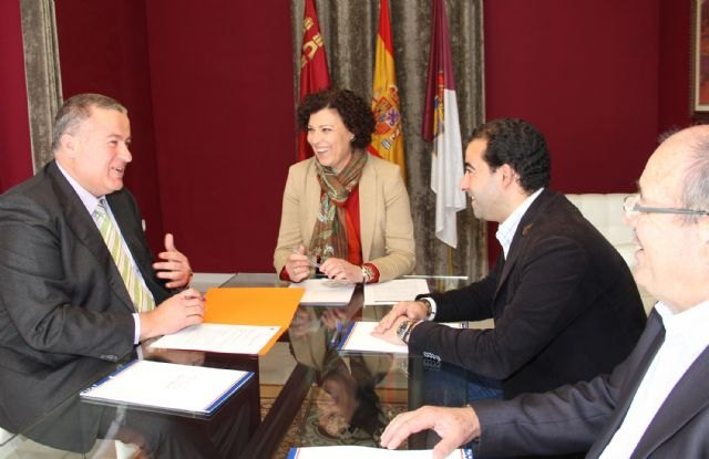 Fomento realizará una inversión de cinco millones de euros en la mejora de la carretera de Almendricos - 1, Foto 1